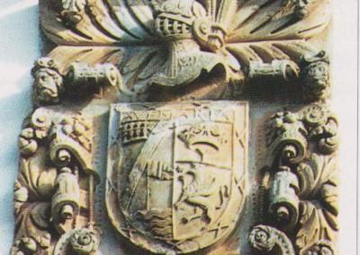 Escudo fachada