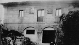 Imagen antigua Casa Bolivar.